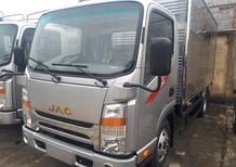 Xe tải JAC 2.4 tấn thùng mui kín giá rẻ