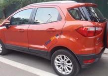 Cần bán Ford EcoSport Titanium 1.5L AT sản xuất năm 2016, màu đỏ