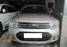 Ford Everest 2.5 AT Limited màu phấn hồng, sản xuất cuối 2015 số tự động