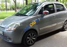Bán Chevrolet Spark đời 2009, màu bạc chính chủ