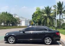 Cần bán gấp Mercedes C200 đời 2014, màu đen, giá chỉ 879 triệu
