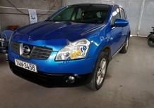 Bán Nissan Qashqai đời 2008, màu xanh lam, nhập khẩu