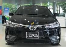 Bán xe Toyota Corolla altis 1.8G AT năm sản xuất 2018, màu đen, giá 753tr