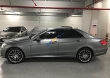 Cần bán lại xe Mercedes E200 năm sản xuất 2014, màu xám