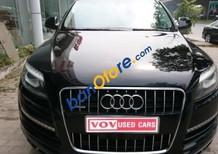 Cần bán xe Audi Q7 AT đời 2009, màu đen, nhập khẩu nguyên chiếc chính chủ