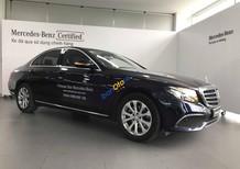 Cần bán Mercedes E200 2017, chính hãng Phú Mỹ Hưng đã qua sử dụng
