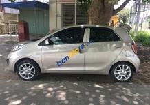 Cần bán lại xe Kia Morning đời 2013, màu bạc xe gia đình, giá tốt