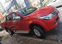 Cần bán xe Mitsubishi Triton đời 2016, màu đỏ, xe nhập, giá tốt