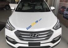 Bán Hyundai Santafe màu trắng, Santafe bản đặc biệt, Santafe tại thành phố Hồ Chí Minh
