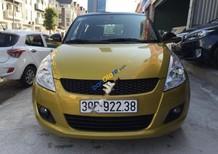 Bán Suzuki Swift Rs năm sản xuất 2017, màu vàng số tự động