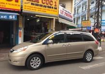 Bán xe cũ Toyota Sienna 2007, nhập Mỹ, gốc Sài Gòn