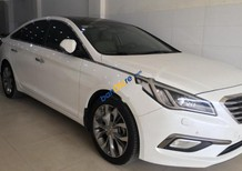 Bán xe Hyundai Sonata sản xuất năm 2015, màu trắng, nhập khẩu Hàn Quốc, 768 triệu