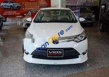 Bán ô tô Toyota Vios sản xuất 2018, màu trắng, giá tốt