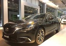 Bán xe Mazda 6 năm sản xuất 2018, màu đen, 819 triệu