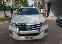 Xe Cũ Toyota Fortuner 2017