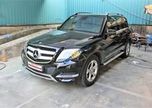 Bán xe Mercedes GLK 250 năm 2014, màu đen.