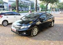 Bán Honda Civic 2.0 năm 2012, màu đen số tự động, giá chỉ 560 triệu