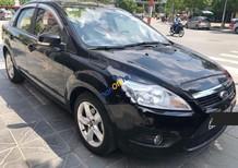 Cần bán xe Ford Focus sản xuất 2011, màu đen như mới