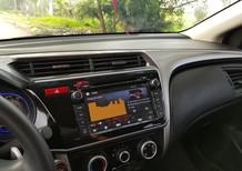 Cần bán xe Honda City đời 2015, màu đen, giá tốt