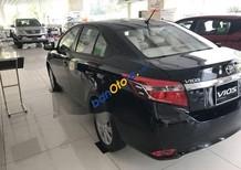 Bán ô tô Toyota Vios G sản xuất năm 2018, màu đen giá cạnh tranh