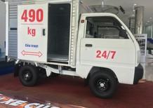 Bán ô tô Suzuki Truck 5 tạ cửa hông màu trắng, giá 280tr