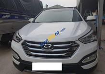 Bán Hyundai Santa Fe 4WD 2.2AT sản xuất năm 2015, màu trắng