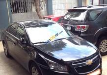 Bán ô tô Chevrolet Cruze 2014, màu đen số sàn