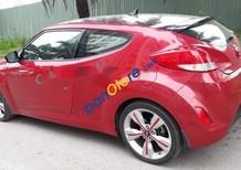 Cần bán lại xe Hyundai Veloster 2012, màu đỏ xe gia đình, giá 505tr