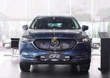 Cần bán xe Mazda CX 5 2.5 AT AWD sản xuất năm 2018, màu xanh đen