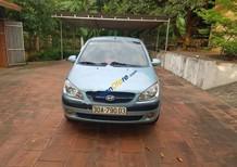 Cần bán Hyundai Getz sản xuất 2009, màu xanh lam, xe nhập xe gia đình
