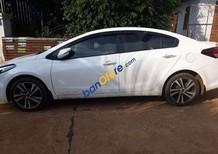 Cần bán lại xe Kia Cerato sản xuất 2018, màu trắng, giá 530tr