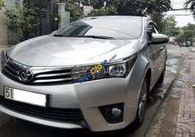 Bán ô tô Toyota Corolla Altis 1.8AT mode 2017, màu bạc, 699tr