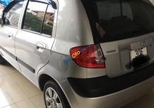 Bán Hyundai Getz 1.1 MT 2010, màu bạc, nhập khẩu nguyên chiếc