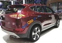 Bán Hyundai Tucson đời 2018, màu đỏ, giao xe ngay