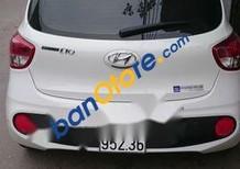 Bán xe Hyundai Grand i10 đời 2017, màu trắng