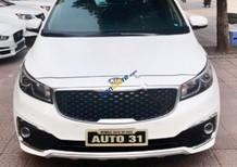 Bán xe Kia Sedona 3.3L GATH năm 2016, màu trắng