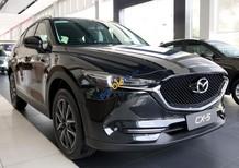 Cần bán Mazda CX 5 2.0 AT năm 2018, màu đen, giá cạnh tranh.