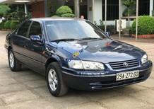 Bán Toyota Camry 2.2 MT sản xuất năm 1998, màu xanh lam, nhập khẩu, giá tốt