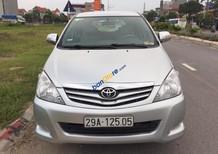 Bán ô tô Toyota Innova 2011, màu bạc chính chủ, 400 triệu