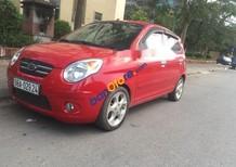 Bán Kia Morning SLX sản xuất năm 2009, màu đỏ, xe nhập