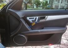 Bán Mercedes C230 đời 2009, màu đen số tự động