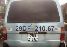 Cần bán xe Toyota Hiace 2002, màu xanh