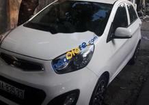 Cần bán Kia Morning 1.25 đời 2014, màu trắng, giá tốt