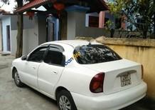 Cần bán Daewoo Lanos SX năm sản xuất 2001, màu trắng xe gia đình, 58 triệu