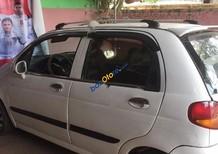 Cần bán lại xe Daewoo Matiz 0.8 MT đời 2001, màu trắng xe gia đình, giá tốt