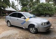 Chính chủ bán xe Chevrolet Lacetti 2004, màu bạc