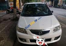 Bán Mazda Premacy đời 2002, màu trắng như mới, giá chỉ 188.88 triệu