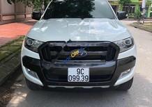 Bán xe Ford Ranger Wildtrack sản xuất năm 2015, màu trắng