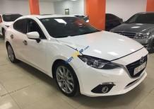 Bán Mazda 3 2.0 AT đời 2015, màu trắng, 660 triệu