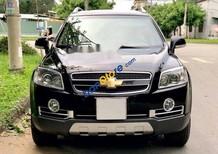Bán Chevrolet Captiva đời 2009, màu đen, giá chỉ 465 triệu